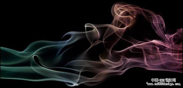 ps舞台艺术效果的制作; 一张  烟雾素材;   下载一张  烟雾素材